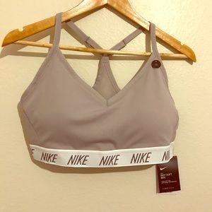 Nike Indy Soft Light Support Bra Size XL